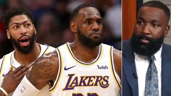 Perkins: The Lakers have no flaws