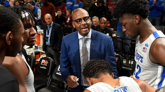 Go all access with Penny Hardaway as he returns to coach Memphis