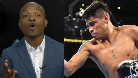 Bradley: Navarrate will win by knockout