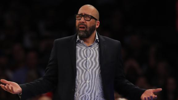 Stephen A.: Knicks need a head coach with NY roots