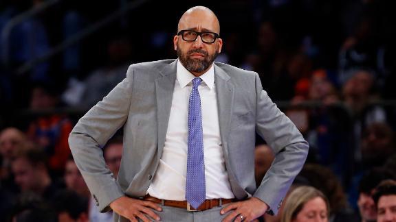 Knicks firing Fizdale was inevitable based on roster