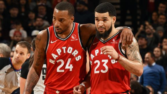 The Raptors aren't a fluke, they're a problem