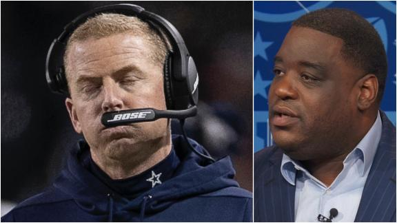 Woody: Garrett has lost all control of the Cowboys