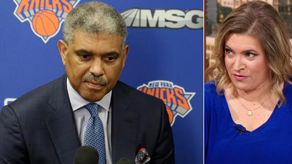 Shelburne: Knicks' new coach must have clean slate