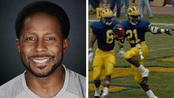 The story behind Desmond Howard's Heisman pose
