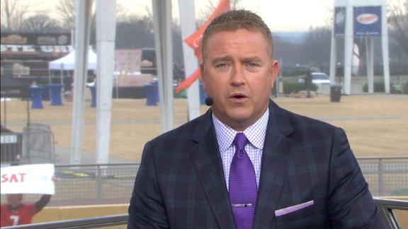 Herbstreit: Georgia's defense will be their biggest asset vs. LSU