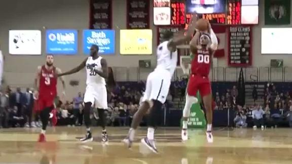 Brown goes 11-for-11 from deep in G League win