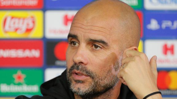 Josep Guardiola, en el peor arranque de temporada en su carrera
