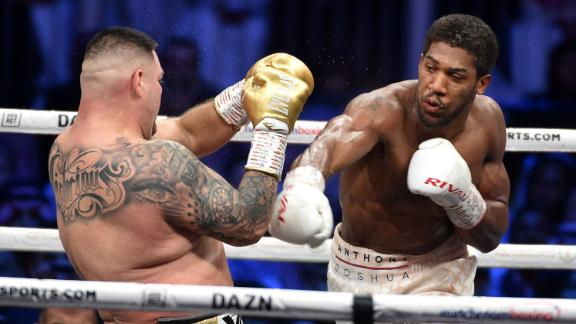 Joshua dominates rematch vs. Ruiz