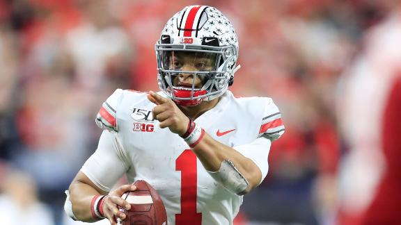Ohio State ranked 2nd in CFP