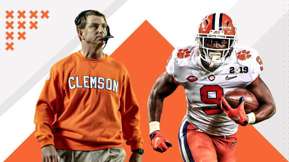 Swinney, Clemson back up the talk in conference championship