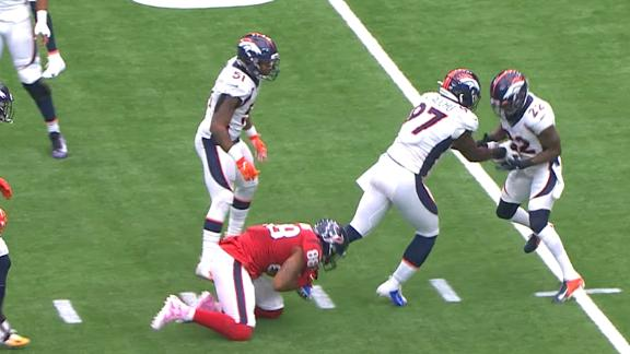 Attaochu gives fumble recovery to Jackson for 70-yard TD