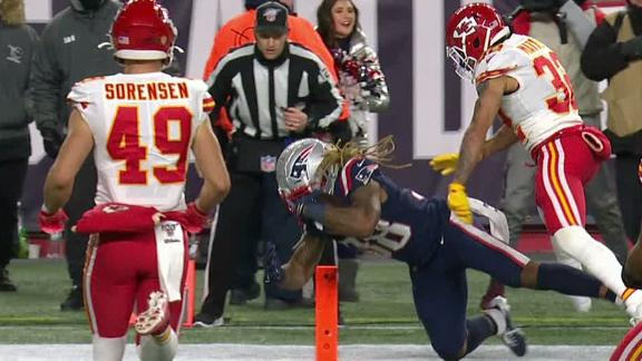 Patriots block punt, score TD two plays later