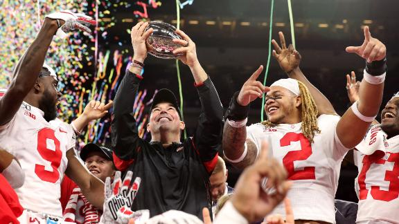 Ohio State uses big second half to win Big Ten