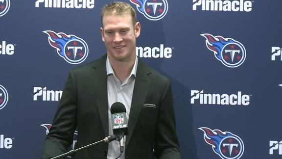 Tannehill on big hit: Don't want to be the one to tackle