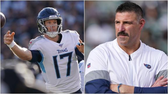 Clark: Titans have Vrabel and Tannehill to thank for season turnaround