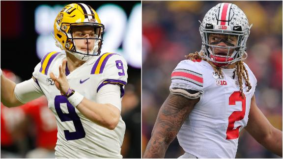 Schefter: Burrow's efficiency makes him a top draft prospect