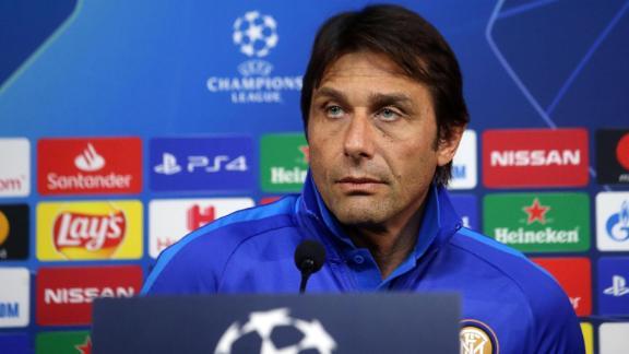 Antonio Conte: 'El Barcelona jugará sin mucha presión'