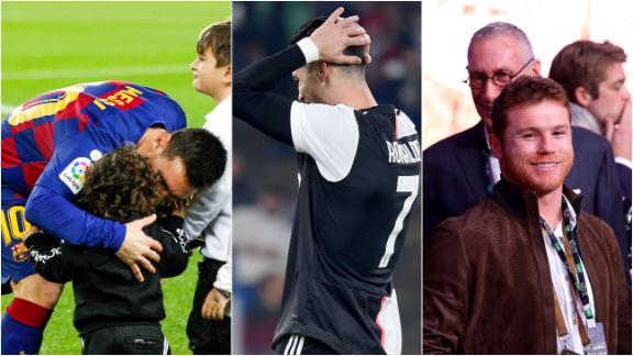 Por las redes: Lionel Messi, el eterno protagonista