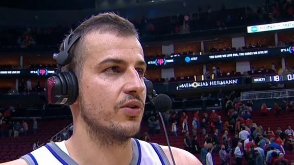 Bjelica: We deserved this win