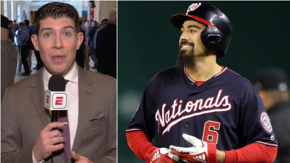 Passan: Strasburg deal makes it unlikely Nats sign Rendon
