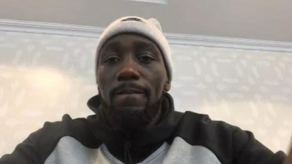 Crawford doesn't see a 2020 fight with Mayweather or Spence happening
