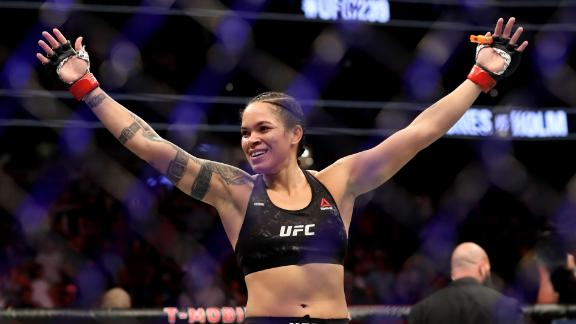 Nunes wants to fight at featherweight after de Randamie bout