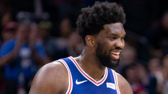 Embiid, Harris help 76ers stay unbeaten at home