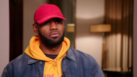 LeBron working on mental fitness