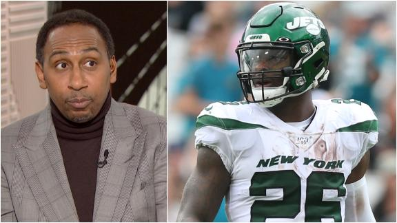 Stephen A.: Bell bowling doesn't look good