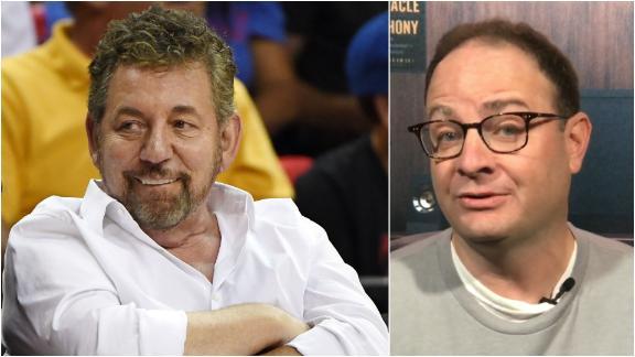 Woj: Real world logic does not always apply with Dolan's Knicks