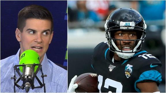 Yates: Hard to start any Jags WR other than Westbrook