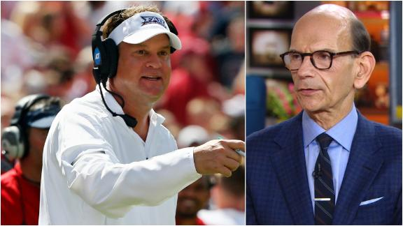 Finebaum: Kiffin will beat Saban