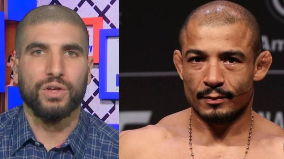 Helwani: What's the point of Aldo fighting at 135 lbs?