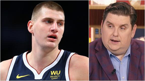 Windhorst: Nuggets' offense has been suffering because of Jokic