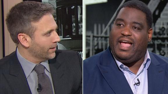 Kellerman, Woody clash over the future of the Patriots dynasty