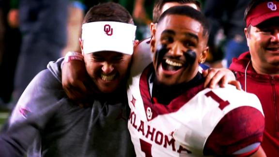 The best college football moments of the 2019 season