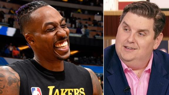 Windhorst: Magic fans don't like seeing Dwight excel with Lakers