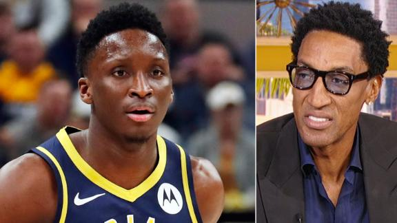 Pippen: Pacers can be a top seed with Oladipo