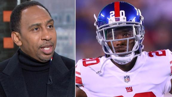 Stephen A.: Giants are lying about their reason for cutting Jenkins