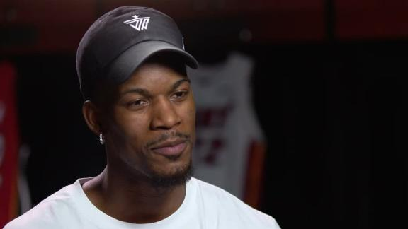 Butler: 'People act like I'm not a good basketball player'