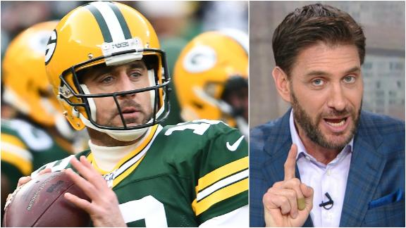 Greenberg: Rodgers has been an average QB for a while now