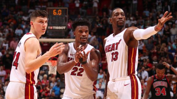 Lowe: Miami's players are amplifying each other