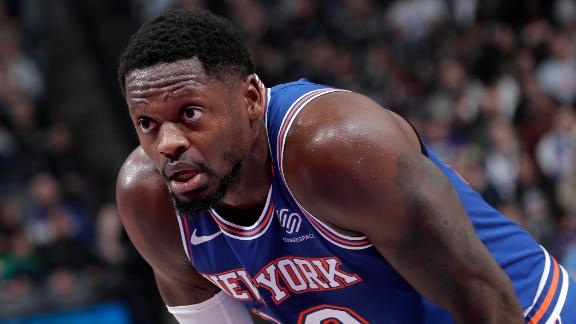Randle posts 26 points as Knicks win 2 straight