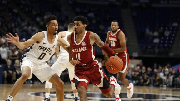 Crimson Tide come up short against Nittany Lions