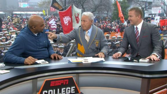 Corso's Pick: Army vs. Navy