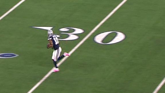 Rams forget to cover Austin who cruises for 59-yard TD