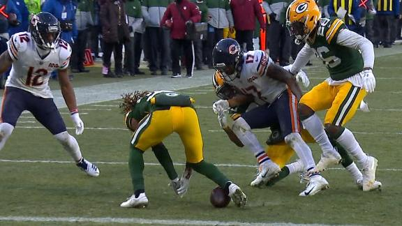 Bears nearly pull off miracle on last play