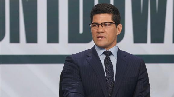 Bruschi on Pats' cameras in Cleveland: 'Who thought this was a good idea?'