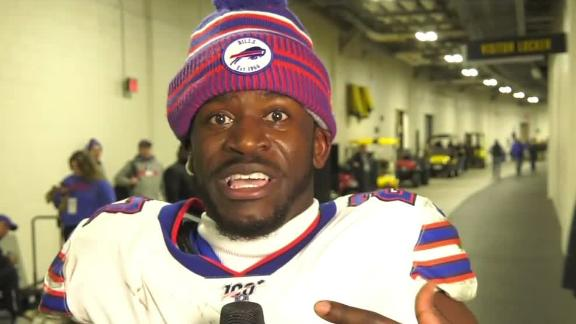 Bills' White: This is the happiest time of my life right now